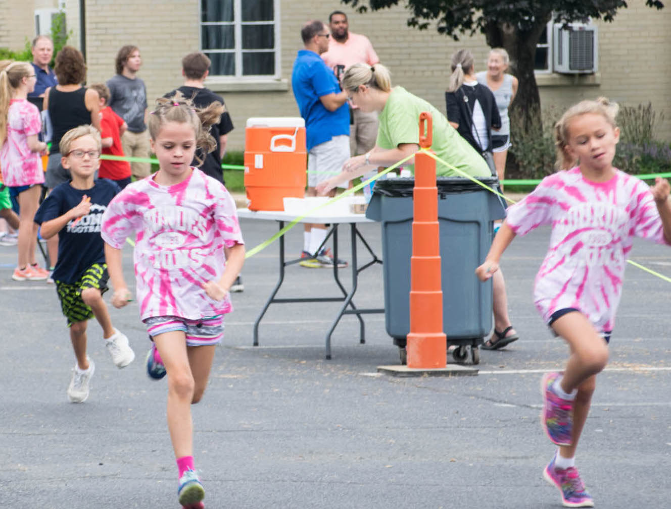 Kids One Mile Fun Run